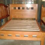 Cama modelo 5 cuadros