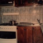 Mueble de Cocina Parte Lavaplatos