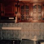 Mueble de Cocina Parte Campana
